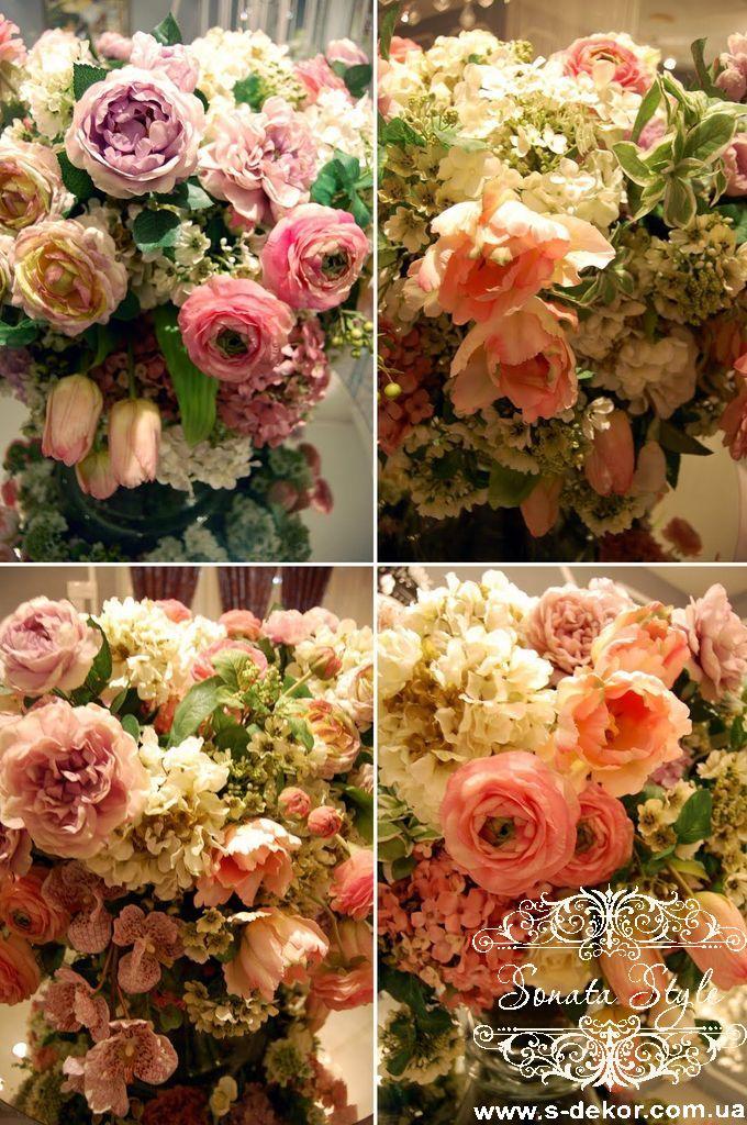 Купить декор цветы в киеве заказ цветов с доставкой в хабаровске недорого
